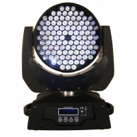Flash Moving Head LED 108x3W RGBW WASH