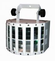 Flash LED Double Derby MK2 2x10W RGBW 4in1