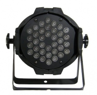 Flash LED PAR64 36x3W RGB