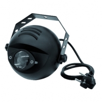 Flash Led 9W DMX RGB SPOT