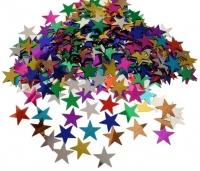 Металлизированное конфетти Multi Stars