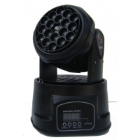 Flash LED Moving Head 18x3W RGB CREE 5*/25*