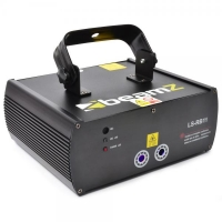 Beamz LS-RB11 Laser Red Blue Gobo DMX