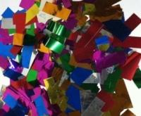 Металлизированное конфетти MultiColor