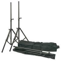 Skytec Speakerstand 2x-kit with bag